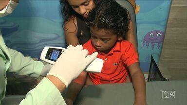 Meu Bebê: veja como crianças podem enfrentar o medo da injeção - Hoje os laboratórios até recorrem à tecnologia para despistar o medo e acalmar as crianças