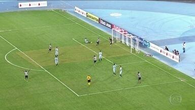 Antes da Libertadores, Botafogo vence o Grêmio pelo Brasileirão Sub-20 - Tricolor desembarcou nesta terça-feira, e joga esta quarta.