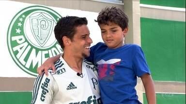 Polivalente Jean fala sobre a nova fase do Palmeiras após a vitória no clássico - Polivalente Jean fala sobre a nova fase do Palmeiras após a vitória no clássico