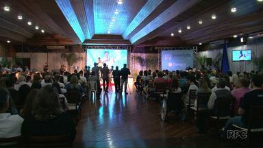 Pato Branco vai sediar evento de tecnologia em outubro - O lançamento do evento foi na terça-feira e muita gente participou.