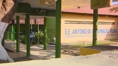Homens armados invadem escola e rendem ao menos 30 alunos em Manaus - Unidade educacional fica localizada no bairro Lírio do Vale II, na Zona Oeste.