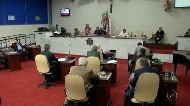 Prefeito de Rio Preto tem aprovado projetos na Câmara de Rio Preto - Nesta terça-feira (29) teve sessão na Câmara em Rio Preto (SP) e depois de oito meses, o prefeito Edinho Araújo teve tranquilidade para aprovar projetos.