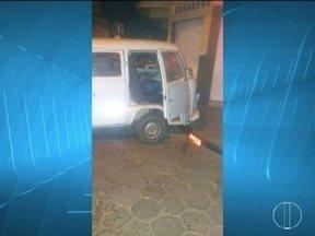 Três pessoas ficaram feridas em um acidente em Coração de Jesus - Acidente foi na madrugada desta quarta.