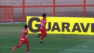 Alípio se destaca com gols decisivos a favor do Vila Nova - Meia tem cinco gols na Série B do Campeonato Brasileiro e, em todos esses jogos, o Tigrão conquistou a vitória.
