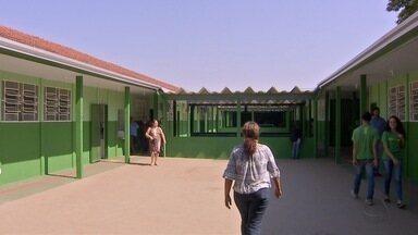 Detentos do semiaberto ajudam a reformar escola de Campo Grande - O projeto poupou quase R$ 5 milhões em recursos públicos.