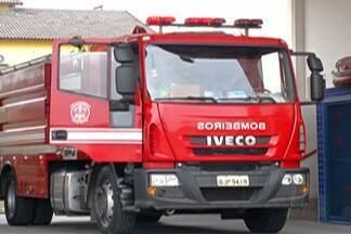 Corpo de Bombeiros de Ferraz fica sem viatura de combate à incêndio - Unidade tem sofrido com falta de estrutura e atendimento é prejudicado.