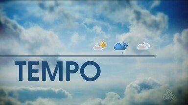 Veja a previsão do tempo para esta quinta-feira (31) - Dados são do Sipam.