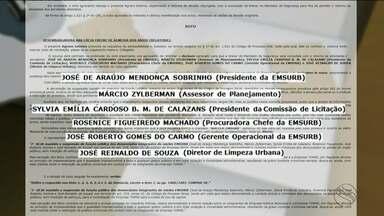 Justiça publica decisão e determina o retorno de Mendonça Prado para Emsurb - Justiça publica decisão e determina o retorno de Mendonça Prado para Emsurb.