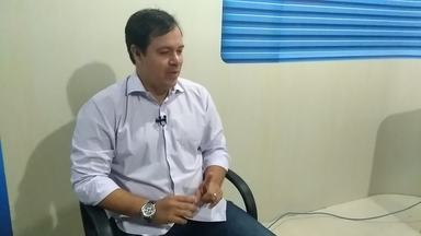 Dado Cavalcanti fala sobre a importância do atacante Zé Carlos - GloboEsporte entrevista o técnico do CRB.