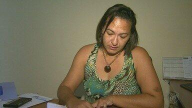 Moradores de Sertãozinho, SP, dizem ter comprado casas que nunca foram entregues - Um imóvel chegou a ser construído, mas no terreno particular de outras pessoas.