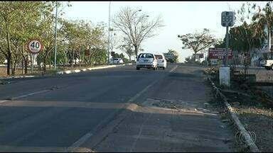 Com radares desligados, motoristas ultrapassam velocidade máxima permitida em Gurupi - Com radares desligados, motoristas ultrapassam velocidade máxima permitida em Gurupi