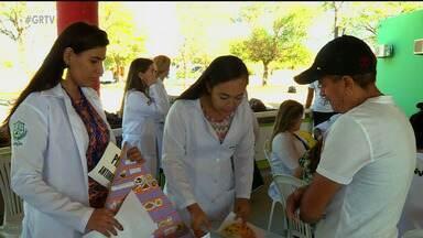 Programação especial marca Dia do Nutricionista e do Educador Físico, em Petrolina - Esses profissionais se dedicam a cuidar da nossa saúde e ensinam hábitos saudáveis.