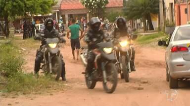 Em Santarém, criminosos estão cada vez mais violentos e causam traumas às vítimas - Índice de criminalidade tem aumentado no município nos últimos meses. Bandidos utilizam armas ao abordarem as vítimas.
