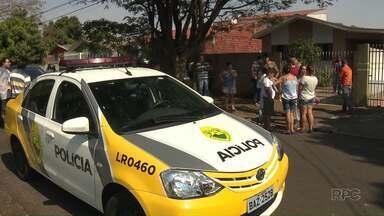 Menina de 12 anos mata o tio para defender irmã grávida em Maringá, diz polícia - Caso foi na tarde desta quinta-feira (31).