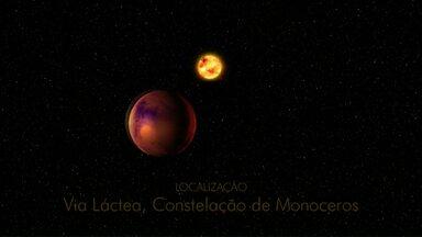 Pesquisadores de Ponta Grossa ajudam a descobrir um novo planeta - A pesquisa começou na UEPG e contou com a ajuda de outras universidades.