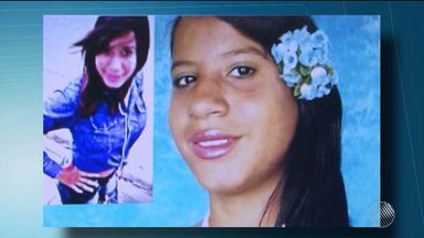 Polícia investiga desaparecimento de adolescente em Vitória da Conquista - Milena da Silva Chagas, de 14 anos, pode ter sido levada por um homem.