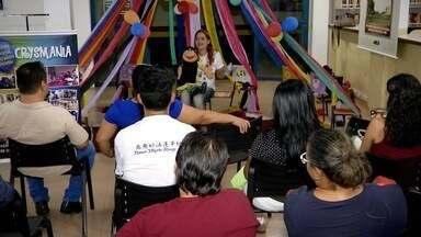 Projeto incentiva professores a ensinar a partir da contação de histórias em MS - O projeto tem o objetivo de propor uma mudança na forma de ensino e incentivar a leitura.