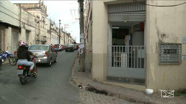 Loja é arrombada no centro de São Luís - Estabelecimento foi arrombado pela terceira vez somente essa semana.