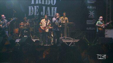 Banda Tribo de Jah comemora 30 anos de carreira em show especial em São Luís - Grupo reuniu fãs e amigos num grande show na Praça Nauro Machado, no centro histórico de São Luís.