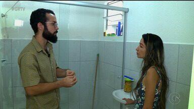 É preciso ficar atento a detalhes na limpeza do banheiro - Isso para evitar os riscos de contaminação.