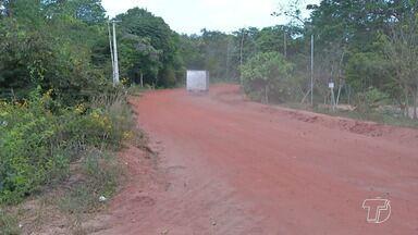 Asfaltamento da estrada que liga Alter do Chão à praia do Pindobal deve começar este mês - O projeto é uma antiga reivindicação dos moradores e motoristas, que reclamam das péssimas condições da estrada.