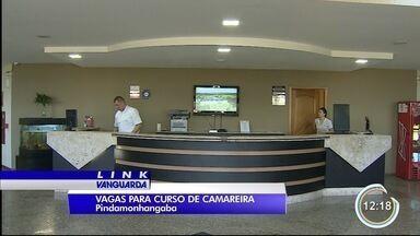 Setor hoteleiro de Pinda registra crescimento - Dois grandes empreendimentos foram inaugurados recentemente.