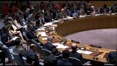 Conselho de Segurança da ONU discute punições à Coreia do Norte em caráter de emergência - No fim de semana, o regime do ditador Kim Jong Un anunciou ter feito um teste com uma bomba de hidrogênio, que é ainda mais potente que uma bomba nuclear.