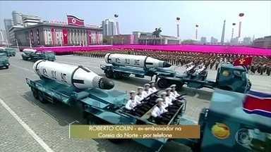 Especialista em relações internacionais explica o que estaria por trás de testes nucleares - Foi a sexta vez que o ditador Kim Jong-Um realizou um teste nuclear.