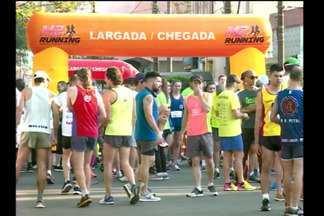 Corrida pela doação de órgãos em Santo Ângelo, RS - A comunidade se envolveu na atividade para estimular a doação.
