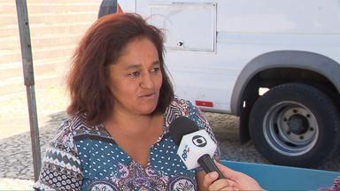 Célia de Fátima dos Santos procura pela mãe que não conhece - Ela conversou com o Jason Goulart na última segunda-feira, dia 04 de setembro