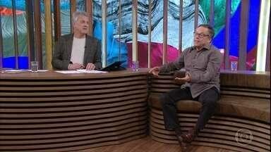 Fernando Meirelles explica como aplica o ambientalismo em seu dia a dia - Cineasta fala sobre o custo ambinetal de cada indivíduo