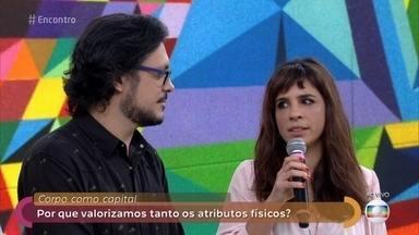 Maria Ribeiro assume sua preocupação com o corpo - Atriz confessa que já usou remédios para emagrecer e diz que aplica botox há 2 anos