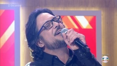 Lúcio Mauro Filho canta 'Um Certo Alguém' - Ator é um dos finalistas do 'PopStar'