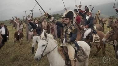 Dom Pedro proclama a Independência do Brasil - 'Independência ou morte', grita o príncipe às margens do Ipiranga