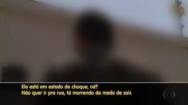 Adolescente vítima de abuso sexual em BRT, em Olinda, está com medo de sair, diz família - Em menos de uma semana, foram dois casos de abuso sexual dentro de ônibus, no Grande Recife