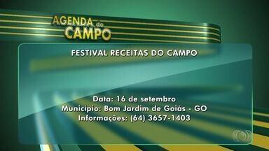 Veja os principais eventos do agronegócio para esta semana em Goiás - A Agenda do Campo destaca mercados e cursos de rédeas.