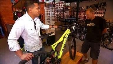 Conheça pessoas que ganham dinheiro com bicicletas - Bicicletas têm muitas utilidades, e é inclusive um meio de ganhar dinheiro