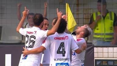 Os gols de Santos 2 x 0 Corinthians pela 23ª rodada do Campeonato Brasileiro - Os gols de Santos 2 x 0 Corinthians pela 23ª rodada do Campeonato Brasileiro