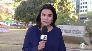 Ex-ministro Geddel Vieira Lima está preso na Papuda, em Brasília - O governo está preocupado com um possível acordo de delação de Geddel.