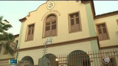 Fiéis realizam campanha para reforma do Convento de São Benedito em Teresina - Fiéis realizam campanha para reforma do Convento de São Benedito em Teresina