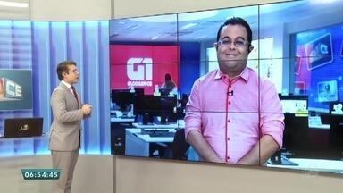 Veja os destaques do G1 do Bom Dia Ceará desta segunda-feira (11) - Saiba mais em g1.com.br/ce