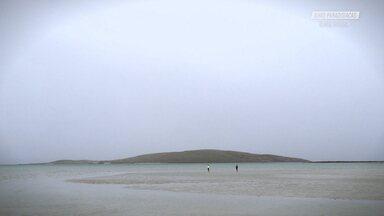 Pescaria E SUP Na Ilha Barra
