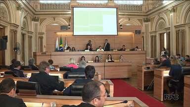 Vereadores aprovam, em primeira discussão, lei que prevê aumento na multa para pichadores - Se aprovada e sancionada, a multa deve variar ser de R$ 5 mil a R$10 mil reais