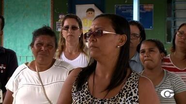 Água é cortada e aulas são suspensas em escola no Village Campestre II - Fornecimento de água foi suspenso por causa de falta de pagamento.