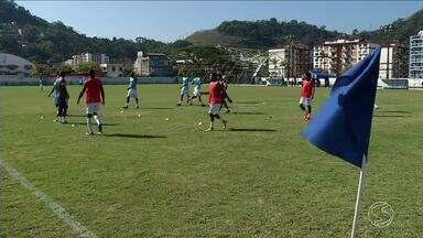Angra vence o Rio São Paulo pela Série B2 do Carioca - Com o resultado time do litoral garante o acesso e avança à final.