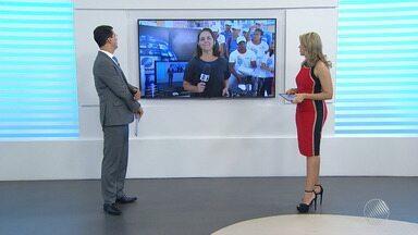 TV Bahia visita Pernambués para tirar dúvidas sobre o recebimento do sinal digital - O sinal analógico acaba no dia 27 de setembro.