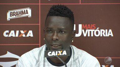 Kanu fala sobre as expectativas para o jogo contra o São Paulo - Confira as notícias do rubro-negro baiano.