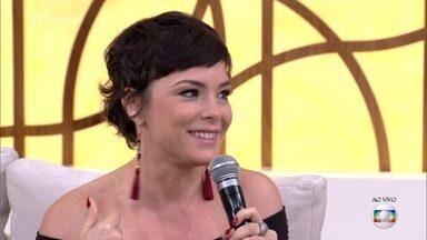 Regiane Alves fala sobre a relação com sua personagem em 'Cidade Proibida' - Ela conta que para interpretar uma prostituta não pode ter preconceitos