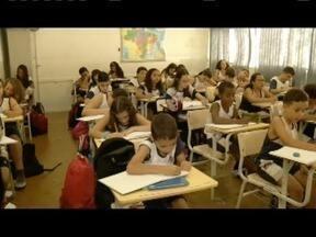 Escola pública de Ipatinga é referência no ensino em Minas Gerais - Instituição foi escolhida para homenagem por maior nota no IDEB.