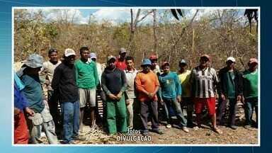 Ceará é o quinto estado do país que mais fornece mão de obra escrava - Vinte cearenses foram resgatados de condições análogas à escravidão em Vargem Grande, município do Maranhão.
